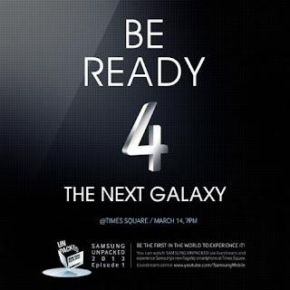 Bocoran Fitur Samsung Galaxy S IV