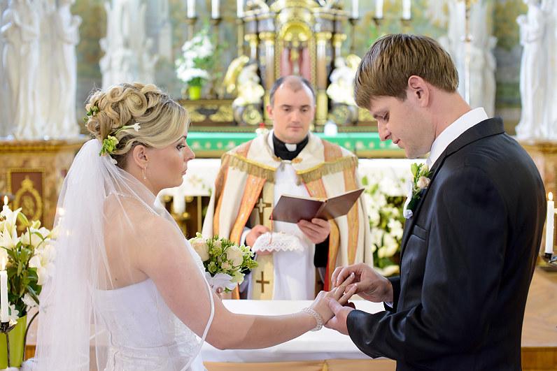 vestuvės Kristaus Karaliaus katedroje