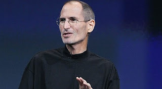 CEO Apple Steve Jobs Replaced With Cook