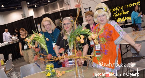 catersource brings caterers together to learn and have fun  ©caterBuzz.com social media network