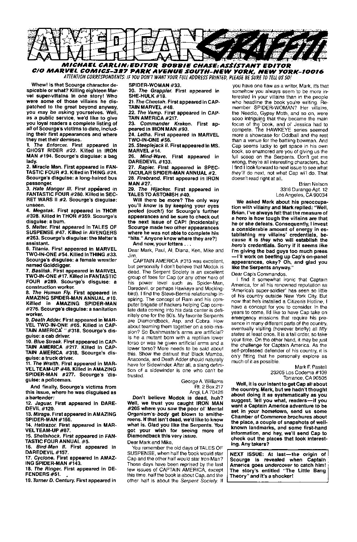 Captain America (1968) Issue #319 #247 - English 24