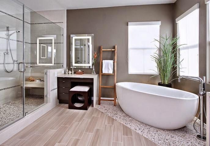 10 mod le salle de bain petit espace idee salle de bains for Exemple de salle de bain petit espace