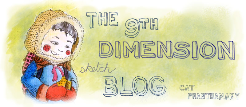The 9th Dimension Blog