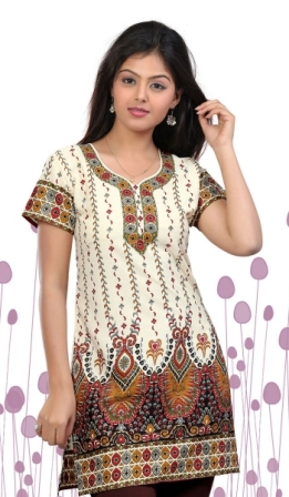 Off-White-Designer-Indian-Kurtis