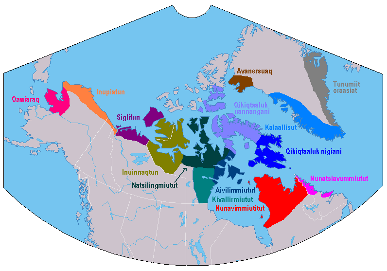 CENSORED NEWS: Wikileaks: The Arctic belongs to the Inuit