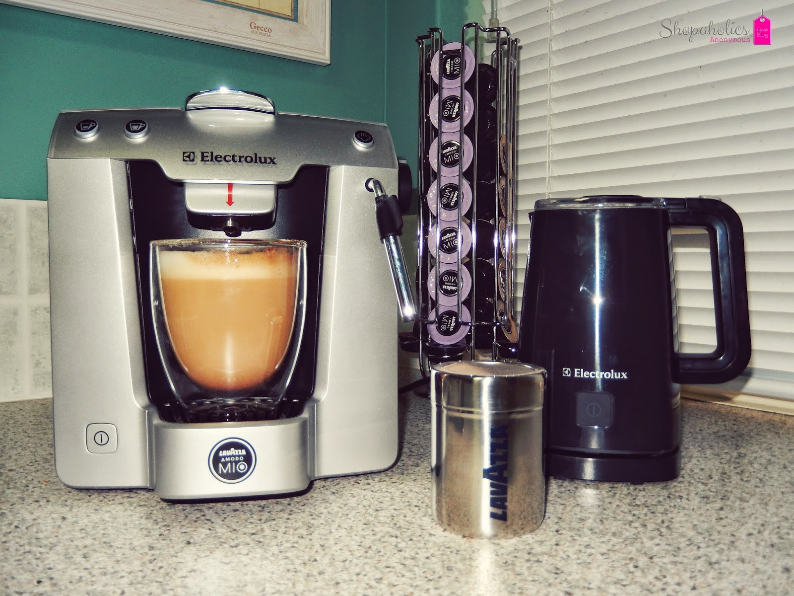 Lavazza Coffee Maker Instructions : Lavazza Coffee Machine Review* Shopaholics Anonymous Blog