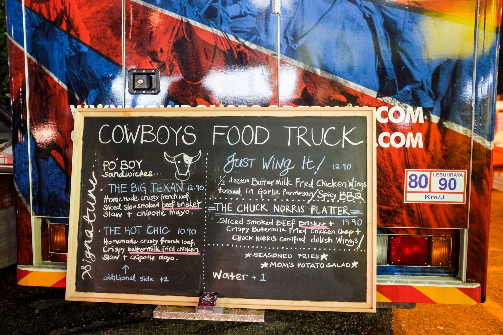 Image result for Cowboys Food Truck