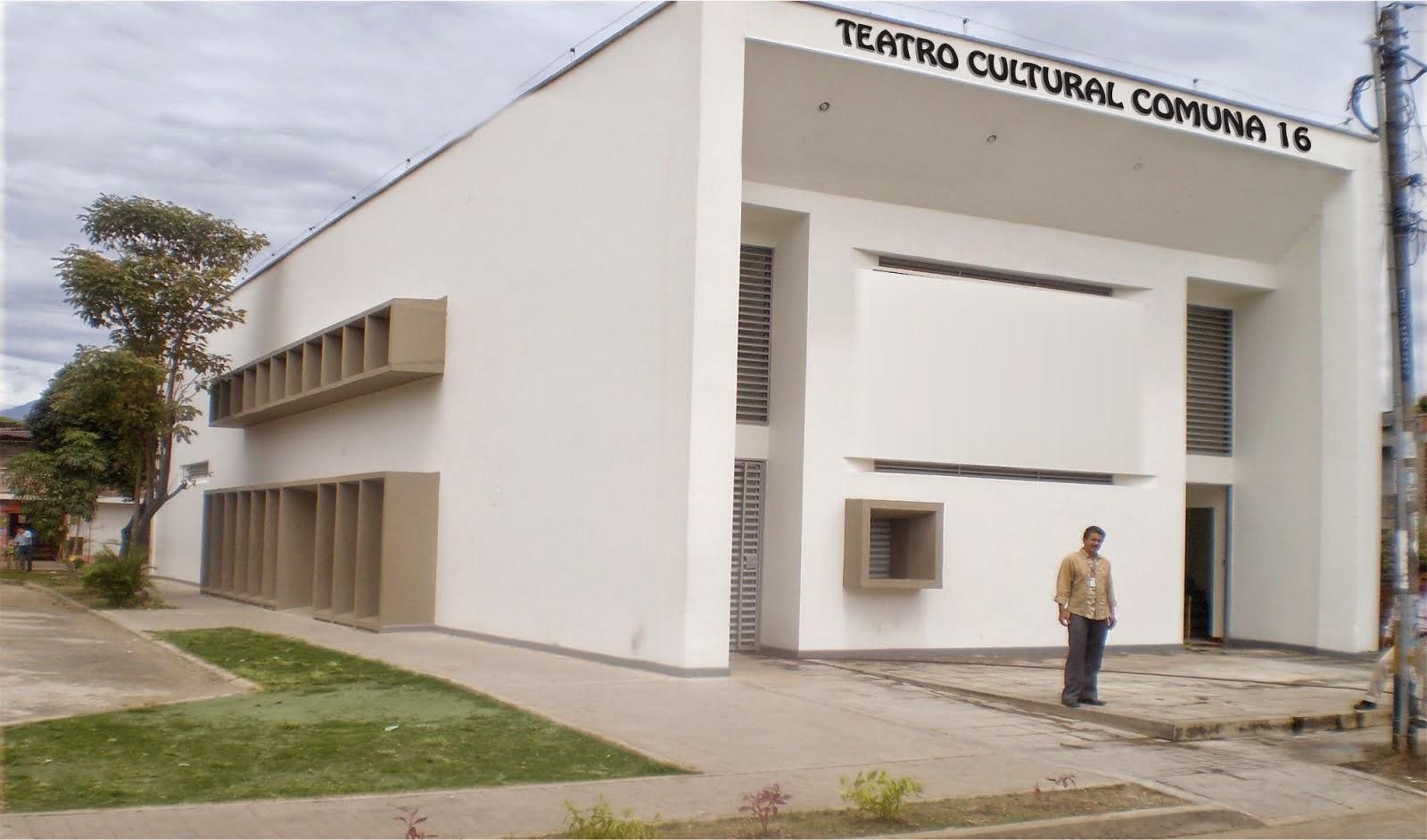 CENTRO CULTURAL COMUNA 16