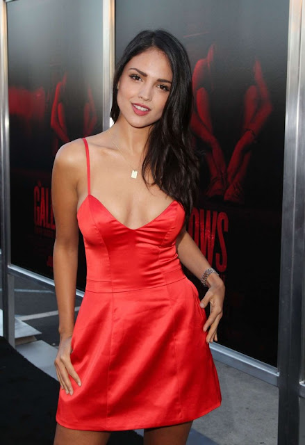 Eiza Gonzalez – 'The Gallows' Premiere in LA