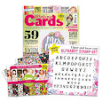CURRENTLY FEATURED IN THE AUGUST ISSUE OF MAKING CARDS MAGAZINE