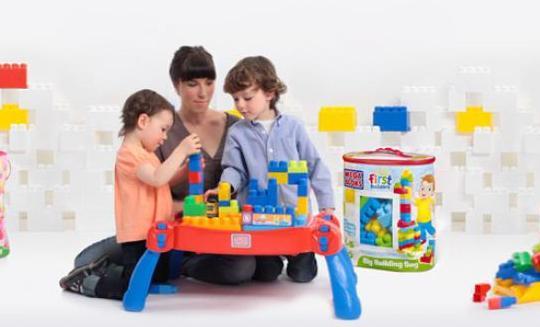 Chọn lựa đồ chơi trẻ em sao cho hợp lí