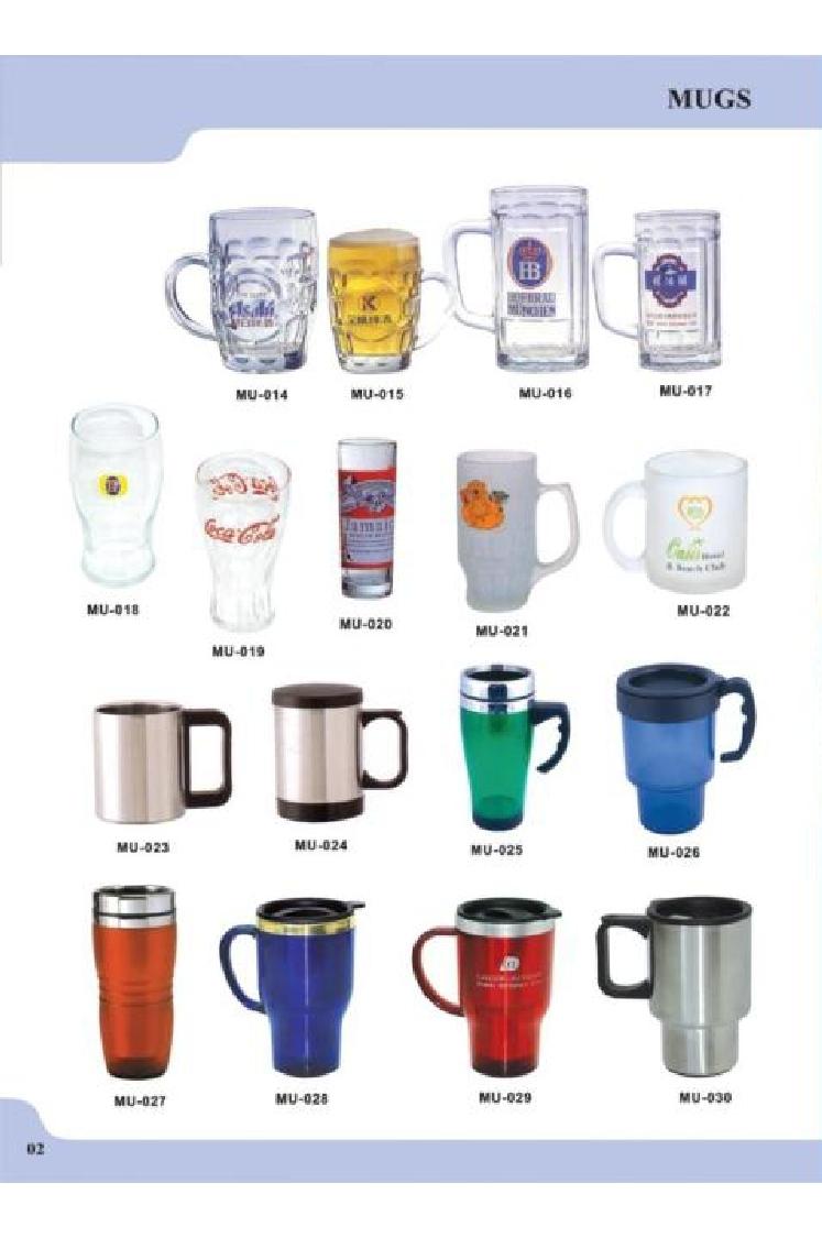 Business Gifts By Karam Advertising Mugs Catalogue