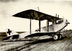 """Jenny"" Air Ambulance 1918"