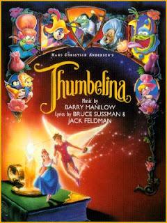 poster pulgarcita thumbelina