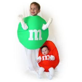 Fantasia Infantil de M&Ms