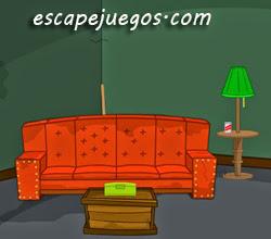 Juegos de escape Dank Room Escape