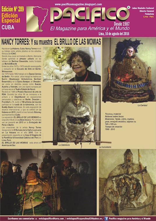 Revista Pacífico Nº 289 Edición Especial  / CUBA
