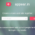 Appear.in: Video chatting doesn't get simpler than this