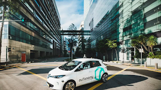 Southeast Asia's Grab is partnering with self-driving company nuTonomy