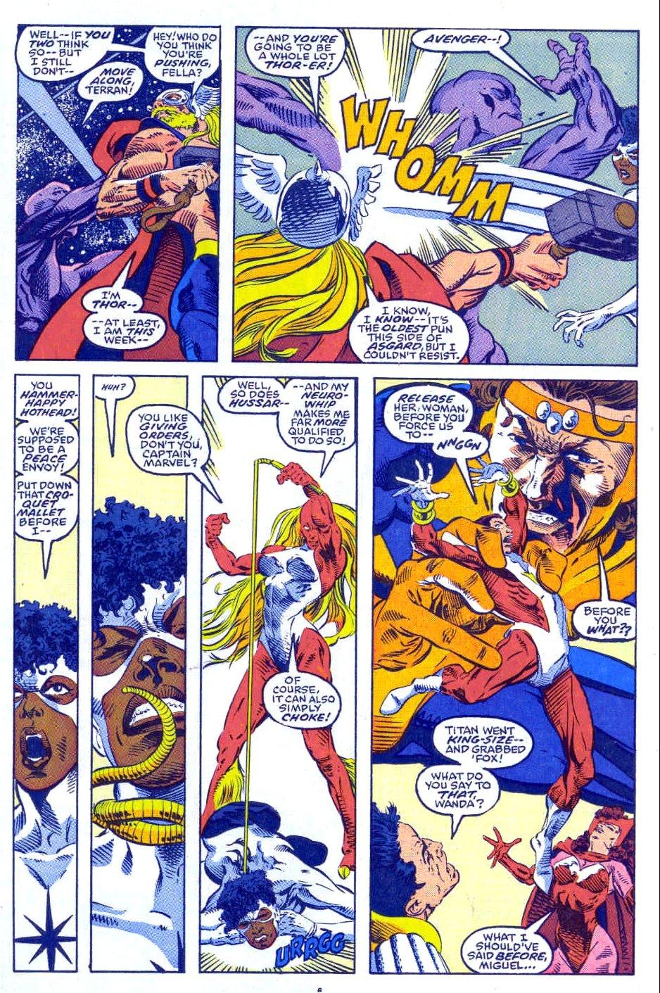 Captain America (1968) Issue #400b #346 - English 6