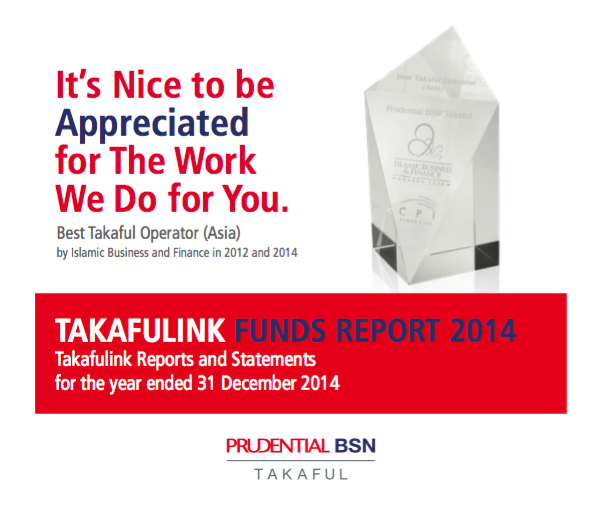 Takafulink Fund Report 2014