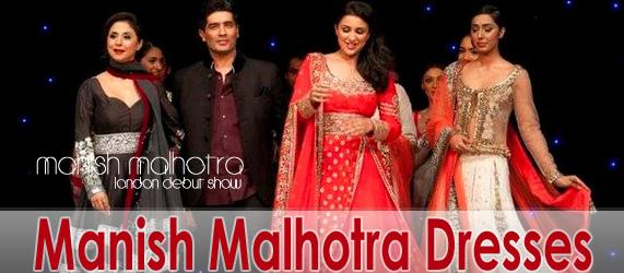 Manish Malhotra Salwar Kameez Collection 2012