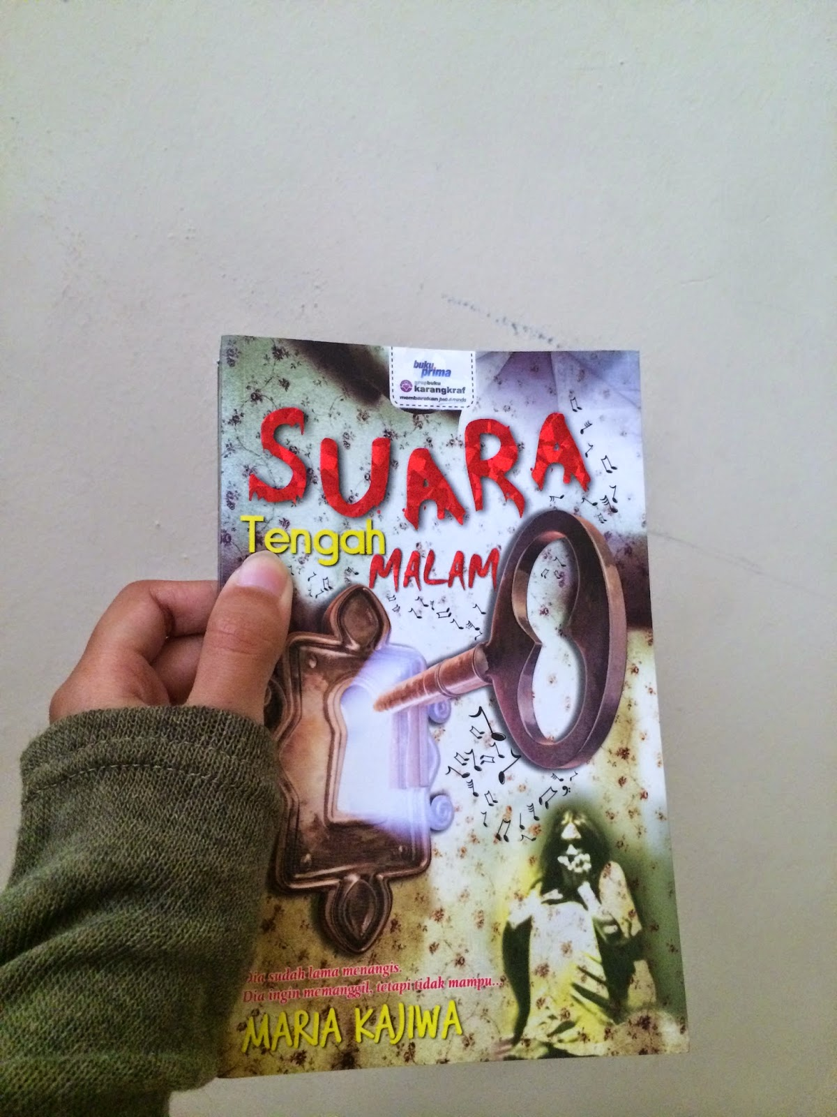 Review novel Suara Tengah Malam