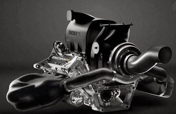 Formula 1 (F1) - 2014 Engine Spesification