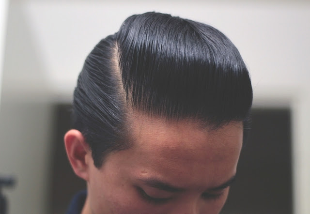 Pemakaian Imperial Classic Pomade