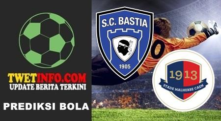 Prediksi Bastia vs Caen