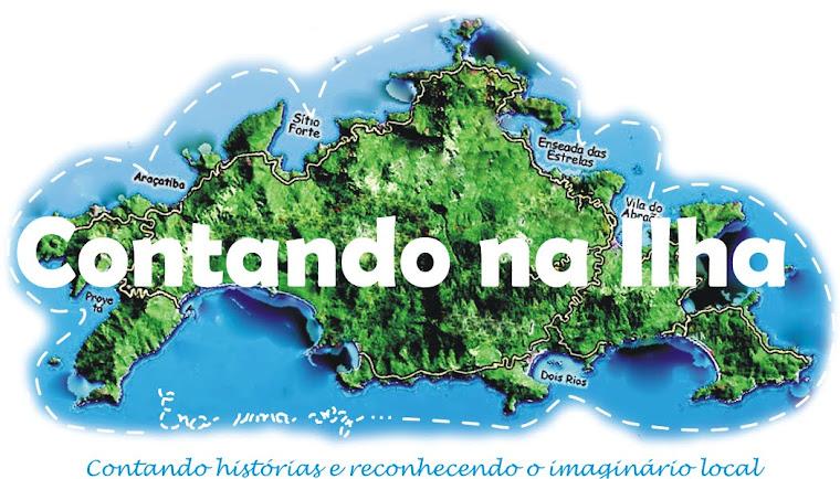 Contando na Ilha - contando histórias e reconhecendo o imaginário local