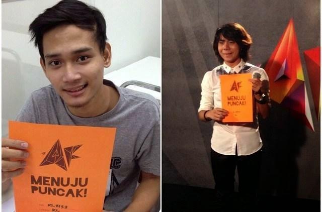 Ujibakat AF2014 Di Kuala Lumpur & Sabah Meriah!
