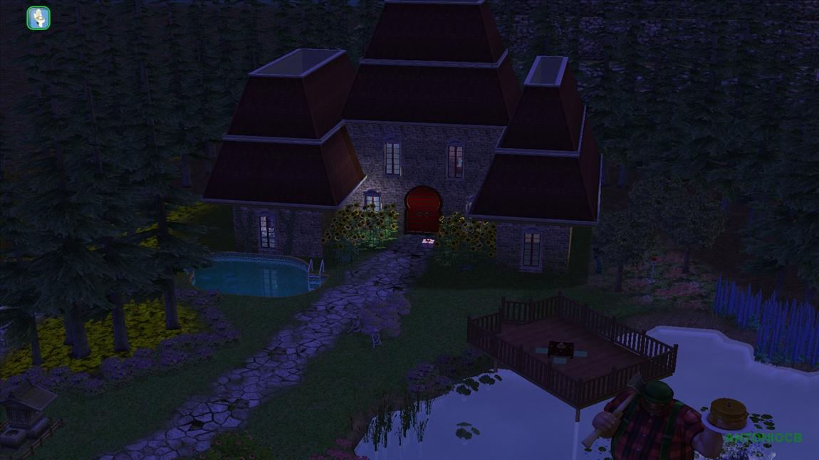 casa no bosque II ScreenShot010