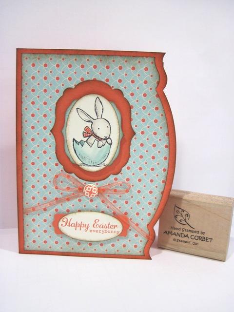 Enchanting Easter Bunny