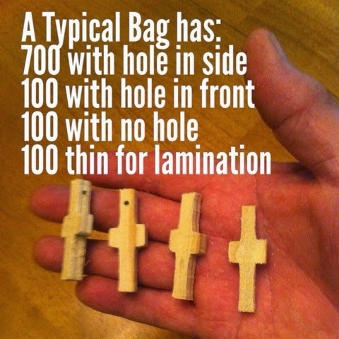 Each Bag of Crosses