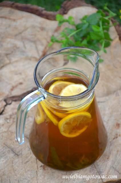 Mrożona herbata Ice Tea
