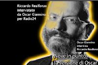 Realfonzo intervistato da Oscar Giannino (luglio 2012)