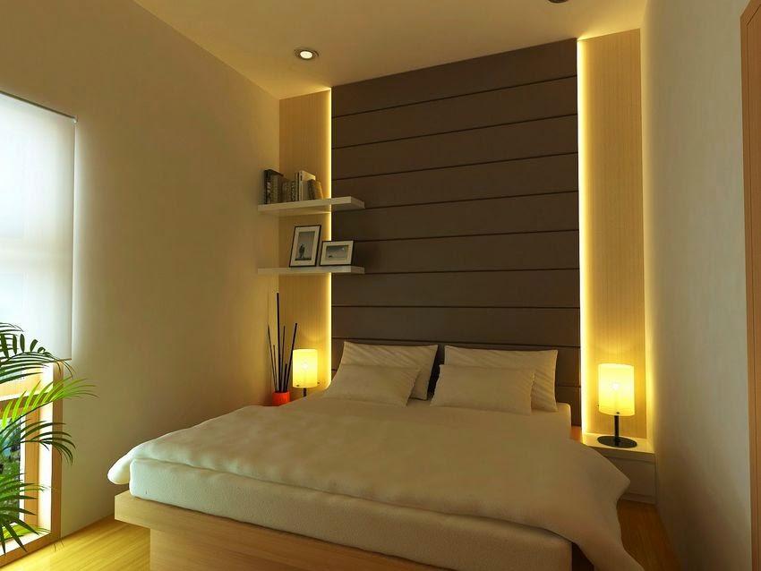 Cara menata kamar tidur yang sempit