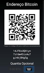Aceitamos Bitcoins