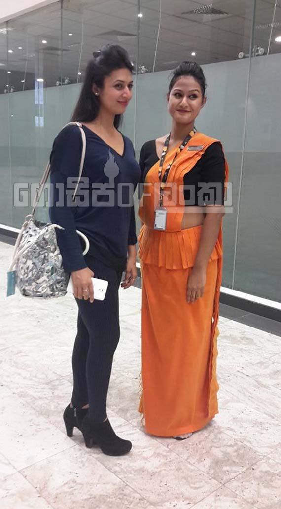 "Divyanka ""Me Adarayai Ishitha"" Visit To Sri Lanka"