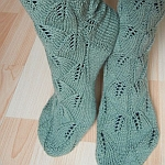 http://www.ravelry.com/projects/yacurama/embossed-leaves-2