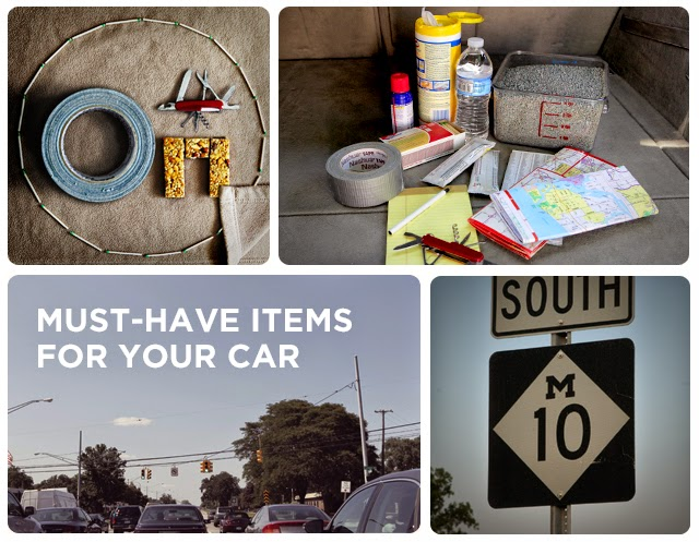 10 Things You Should Keep In Your Car This Summer
