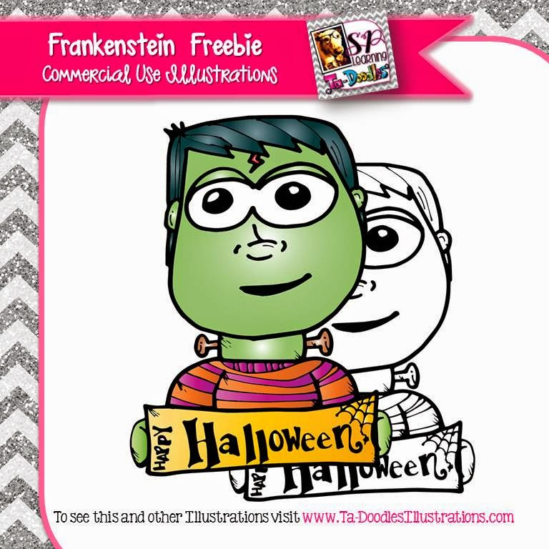 http://www.teacherspayteachers.com/Product/Halloween-Frankenstein-Freebie-1527566