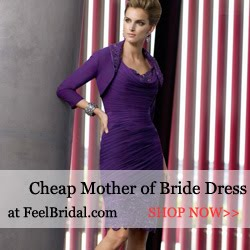 mother of the bride dresses at feelbridal.com