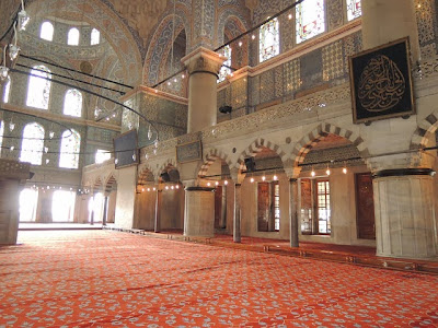 Blue Mosque or Sultanahmed Camii