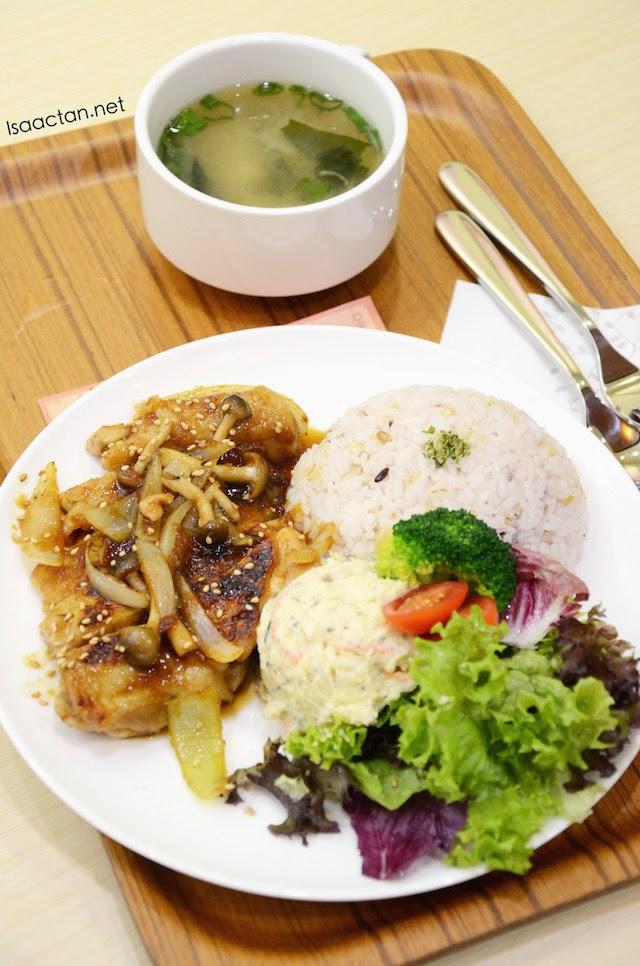 Shogayaki Chicken - RM16.80