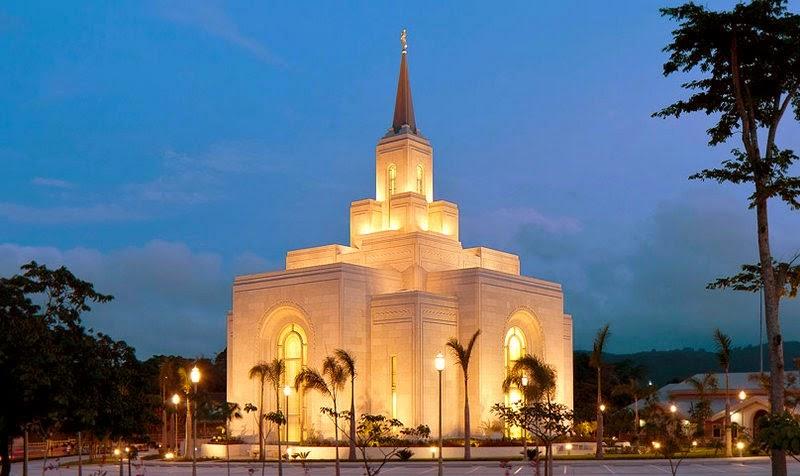 San Salvador, El Salvador Temple