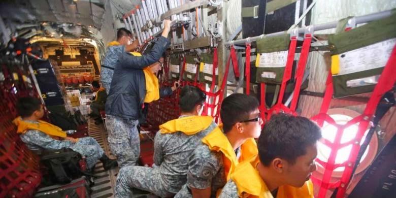 Pesawat AirAsia QZ8501 Kemungkinan Besar Tak Meledak di Udara Kata Pengamat