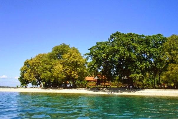 Wisata Pulau Dutungan Palanro Barru