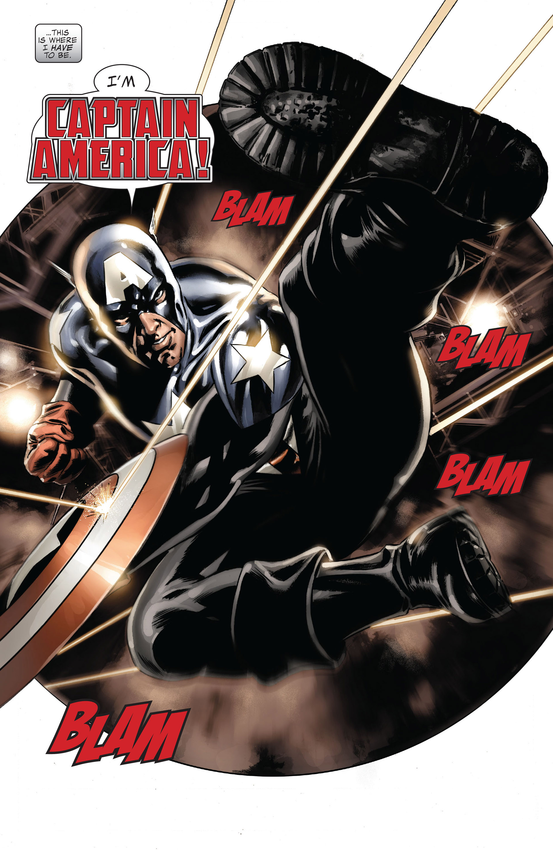 Captain America (2005) Issue #41 #41 - English 24
